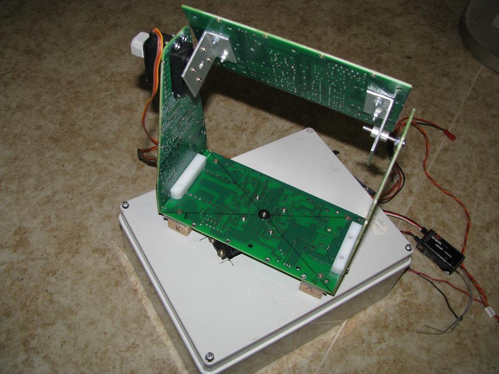 Antenna tracker kolin s